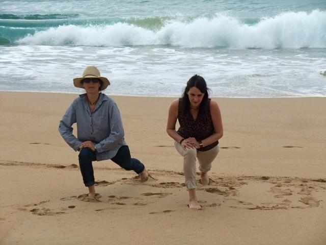Ganzheitliches  Körpertraining im Freien in Australien