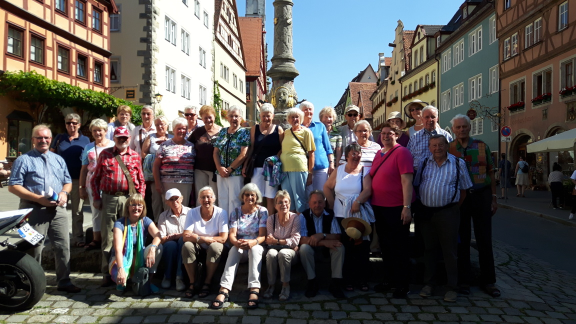 Heiglreise nach Würzburg 2016